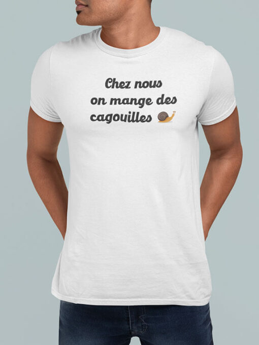 Mes3 Tshirt expression charentaise